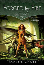 Scan of the book cover of Forged by Fire