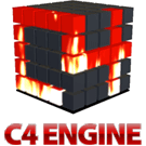 C4 Engine Logo