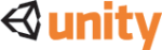 Logo of the Unity Engine