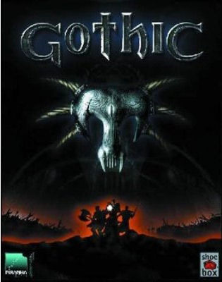 Scan of the Gothic 1 package cover