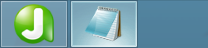 Notepad Icon in Your TaskBar